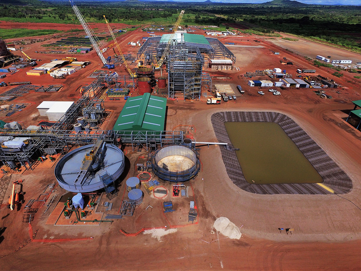 Mozambique Mining: Syrah Balama fines circuit gets an upgrade