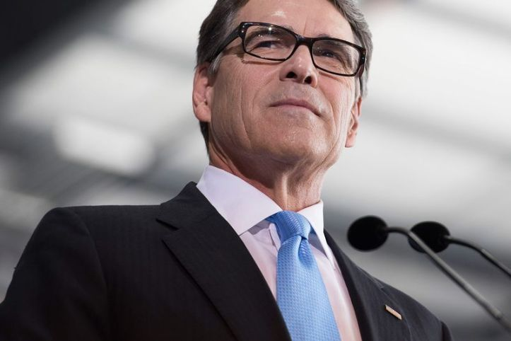 US Rick Perry