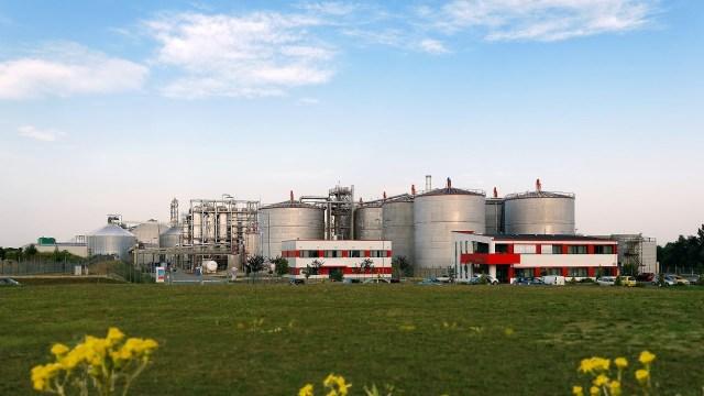 bioethanol plant