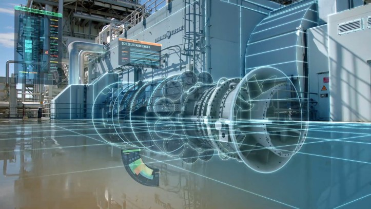 Digitalization and energy-GE