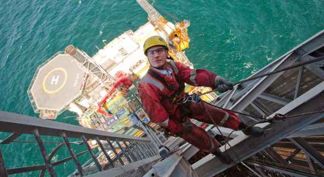 Oil and Gas technicians