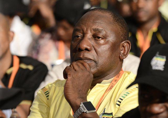 Cyril-Ramahosa