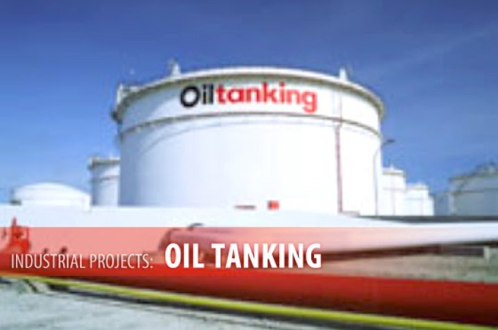 oiltanking terminal fuel