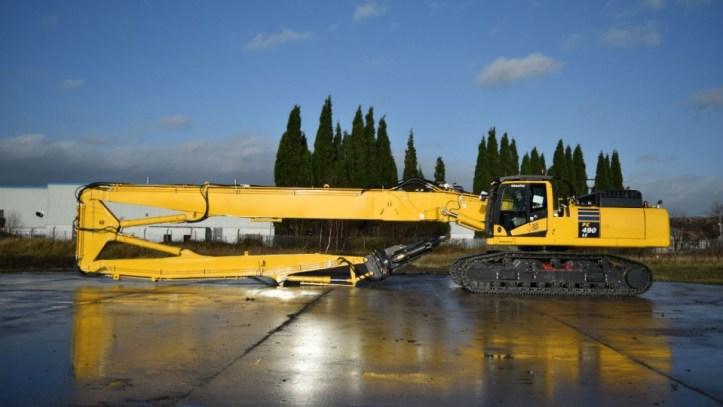 Komatsu high reach demolition excavator.JPG