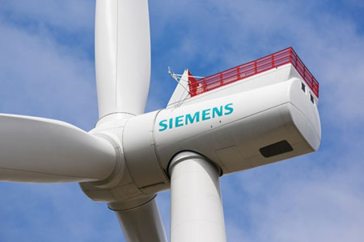 Wind farm - Siemens