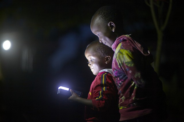 Electrification - power Africa