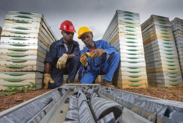 Congo $2bi Iron ore