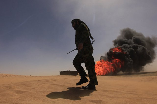 Libya - security