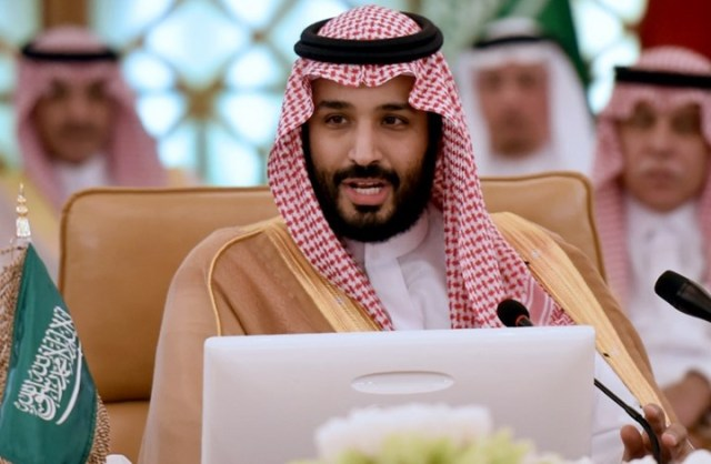 Saudi Arabia_s Crown Prince Mohammed