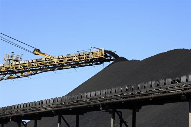 COAL - China-coal-imports-from-Australia-climb-for-second-month