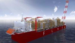 Mozambique Oil & Gas: Eni's Coral South Floating platform construction begins