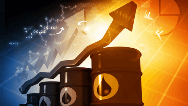 Oil prices up