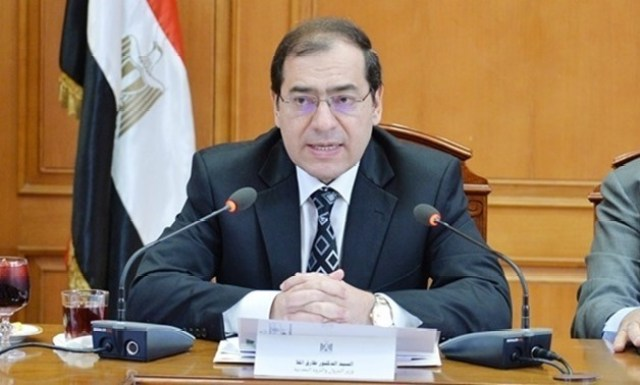 Egypt Minister of Petroleum and Mineral Wealth Tarek El-Molla -REUTERS