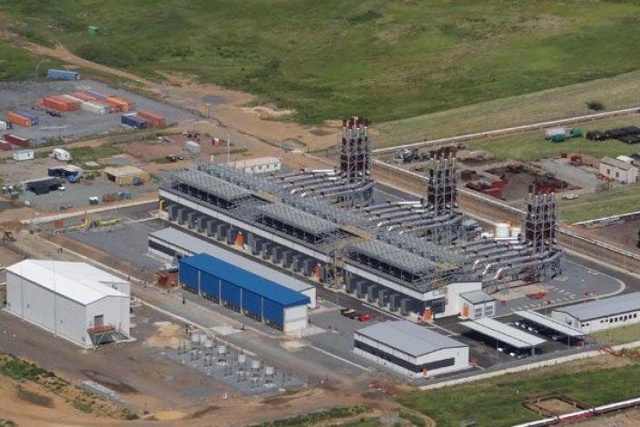 Gas fueled power plant - Sasol, SA-mozambiqueminingpost