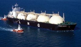 Global Industry: Oil's volatility hastening decline in oil-indexed LNG pricing