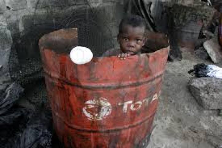 Nigeria - poverty vs Oil