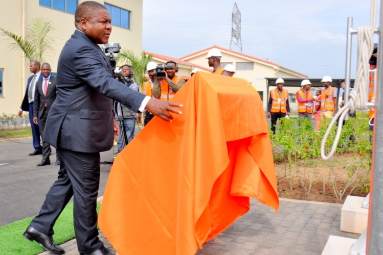 Mozambique Energy: Nyusi inaugurates  new combined cycle power in Maputo