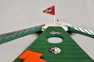 BEST ACE HOLE GOLF GAME   CORNHOLE   MADE IN THE USA