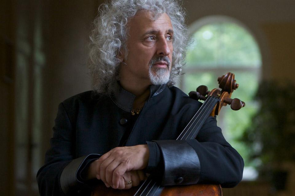 Entrevista com um dos maiores violoncelistas da atualidade, Mischa Maisky