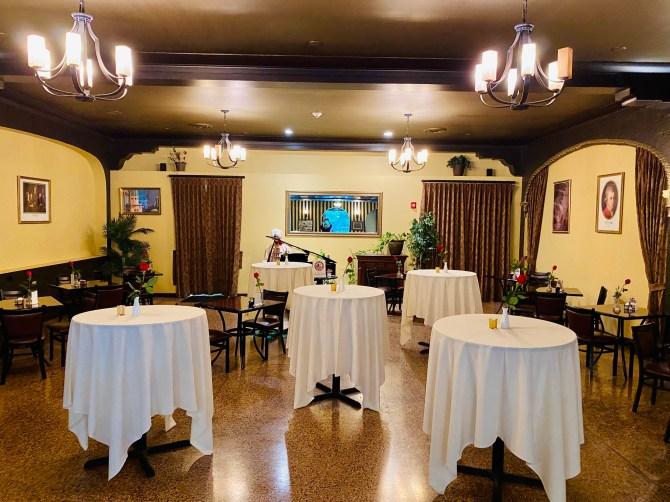 Mozart Dining Room