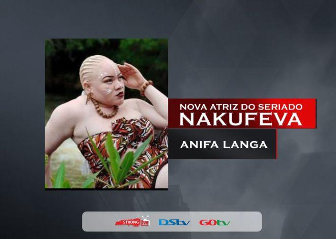 Alifa Langa, actor de Nakufeva