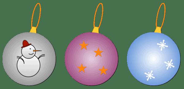 Hlavolam Vánoční koule