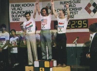 Mistrovství světa ve skládání Rubikovy kostky