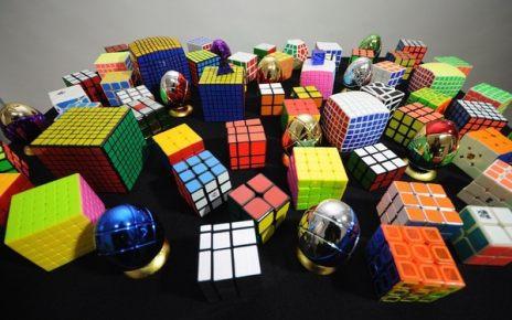 Pravidla mistrovství ve skládání Rubikovy kostky