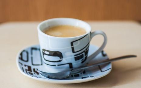 Moucha v kávě