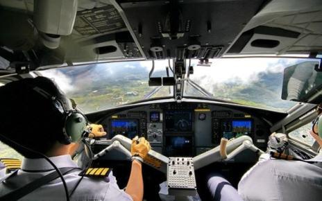 Kombinační hlavolam Piloti