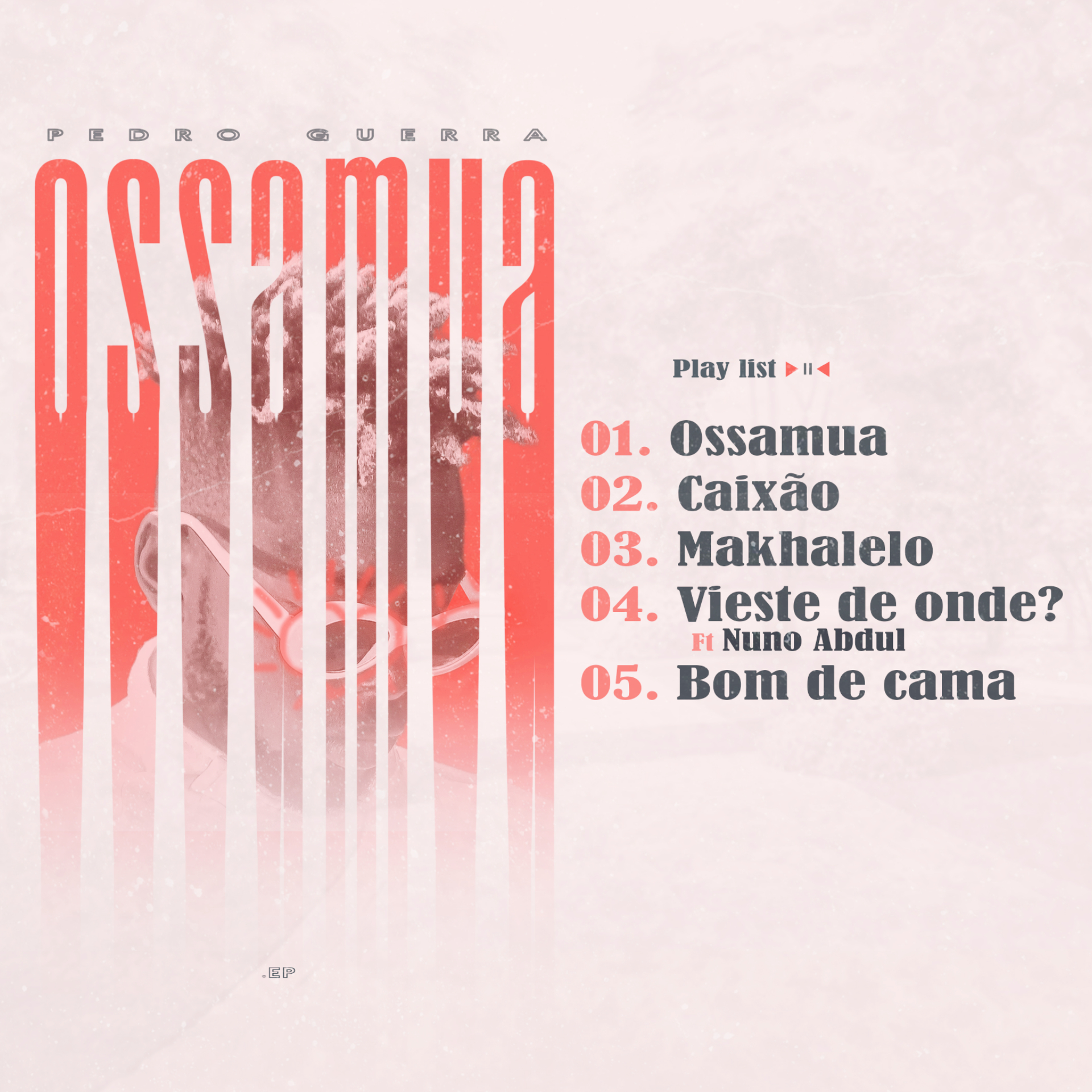 Pedro Guerra –  Ossamua (Download EP 2020)