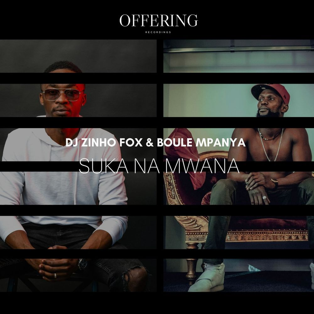 DJ Zinho Fox feat. Boule Mpanya – Suka Na Mwana (Download mp3 2020)