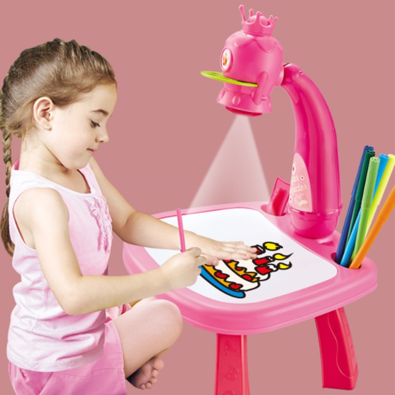 Trace and Draw Projector Toy - MOZNEX