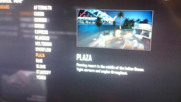 Leaked Map List, Game Modes