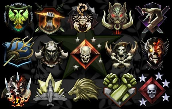 Black Ops 2 Prestige Emblems