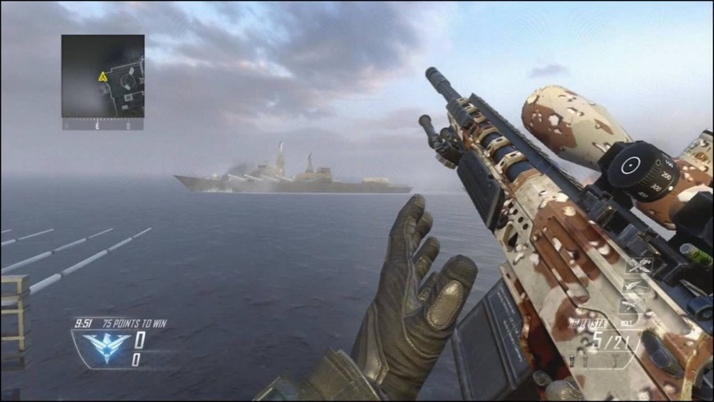 Updated Call Of Duty Black Ops 2 Weapon Camoflauge And