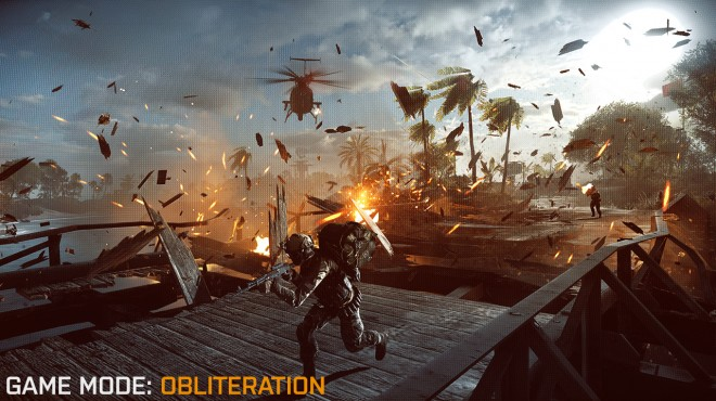 Battlefield 4 Beta Gets New Obliteration Game Mode
