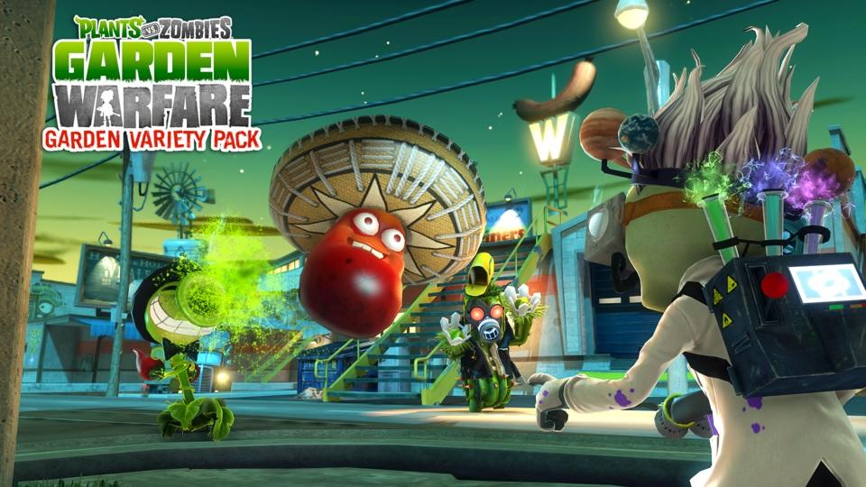 PvZ Garden Warfare Getting A New Xbox One Patch Tonight