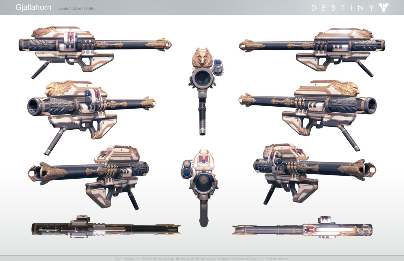 Dress Up As Your Favorite Guardian With This Handy Destiny Cosplay Guide MP1st