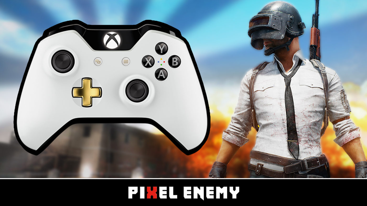 Playing PUBG Xbox One Controller Is As Nightmarish As It Sounds