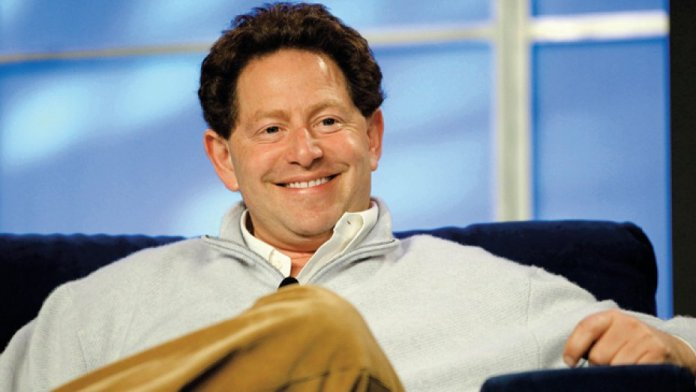 Bobby Kotick Wages