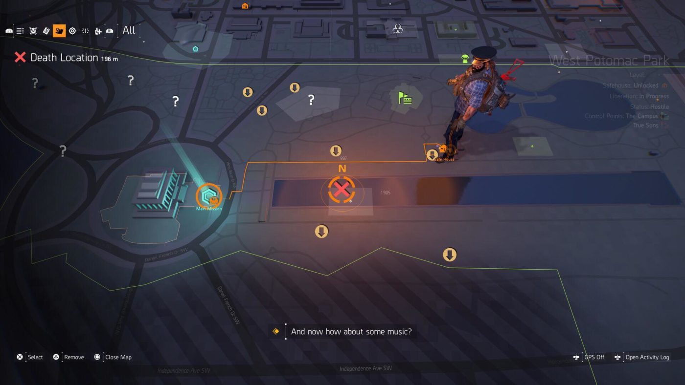 The Division 2 Hidden Boss How To Trigger The Mission