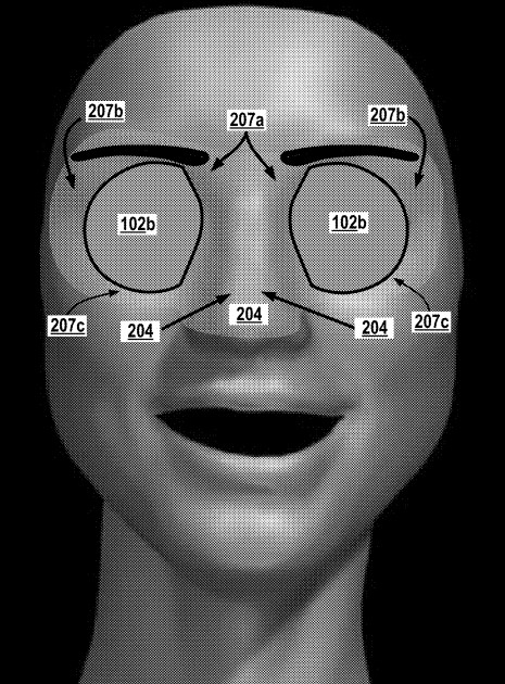 playstation vr facial tracking patent, PlayStation VR Facial Tracking Patent Aims to Deliver More Realistic Experiences, MP1st, MP1st