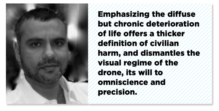 image of Prof. Nasser Hussain, paired with a quote: