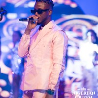 CHIKE PERFORMS AT THE 12TH EDITION OF NIGERIAN QUEEN BEAUTY PAGEANT