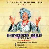 GOSPEL MUSIC: Kenny Glory - ihinrere ibile