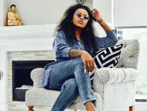 DJ Zinhle on opening her new actual store at Mall of Africa Mp3gist ZA