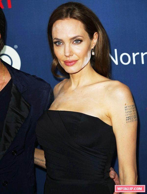 Страшная ошибка Анджелины Джоли