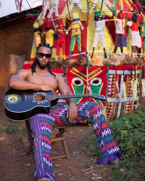 """""""I was a Virgin till I turned 24"""" - Flavour reveals"""