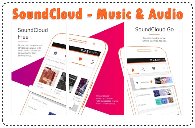 Download SoundCloud App for Android & iOS 2018